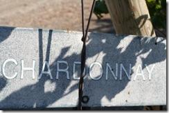 chardonney sign