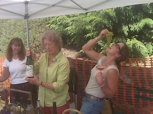 Ladies of Grapes