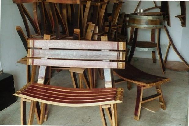 Wine Barrel Furniture Plans Free Download Ple Wood Lathe