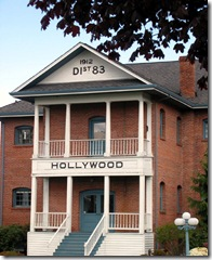 Hollywood Hill Schoolhouse